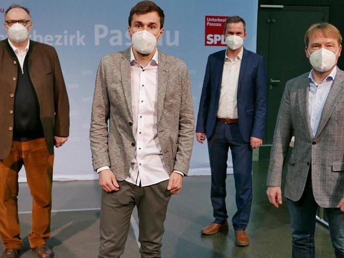 SPD schickt Johannes Schätzl ins Rennen