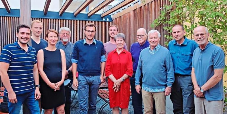 Bundestagskandidat zu Besuch